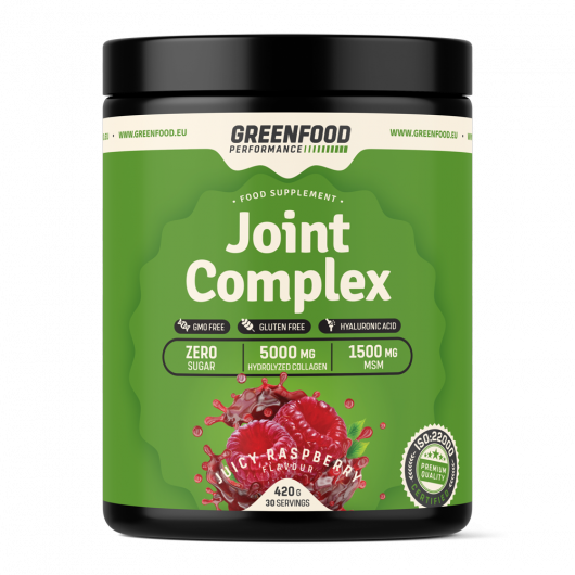 GreenFood Nutrition Performance Joint Complex 420g
